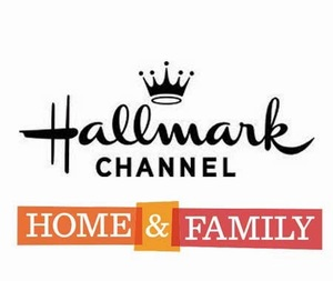 Misee Harris on The Hallmark Channel's Home & Family Show