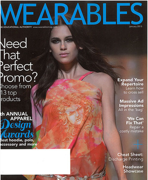 FlexFit Featured in Wearables Magazine