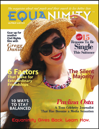 M. Boutique Featured In Equanimity Magazine