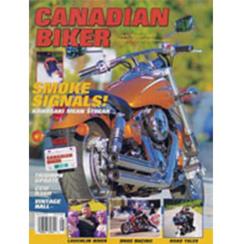 TireSignal in Canadian Biker Magazine