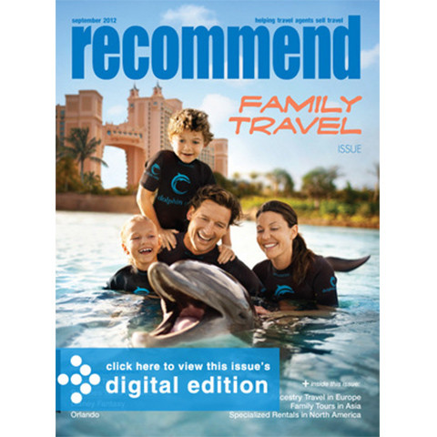 Excellence Group Featured in Recommend Magazine