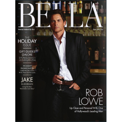 Juno Lucina in BELLA Magazine