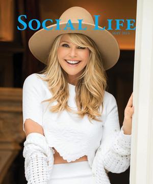 Juno Lucina in Social Life Magazine