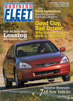 TireSignal in Business Fleet Magazine