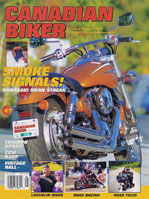 TireSignal in Canadian Biker Magazine