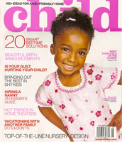 Nava's Designs in Child Magazine