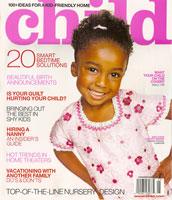 Nava's Designs in Child Magazine