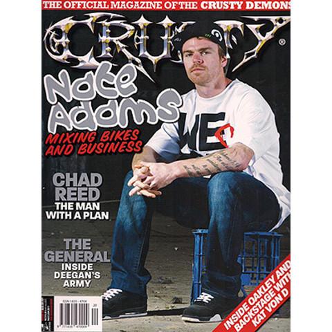 PR.com Featured in Australia's Crusty Magazine