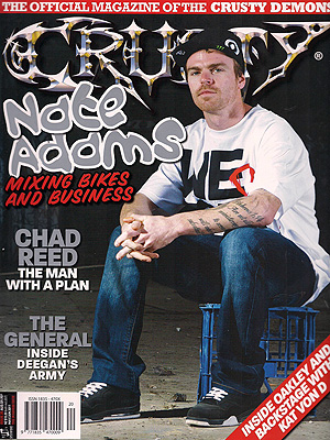 PR.com Featured in Australia's Crusty Magazine