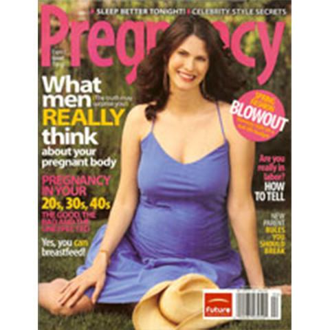 Ativa Sativa Cashmere Baby Blankets as seen in Pregnancy Magazine