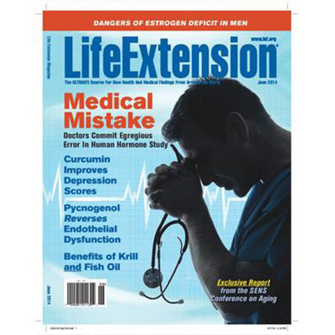 Fitness Expert Warren Honeycutt in Life Extension Magazine
