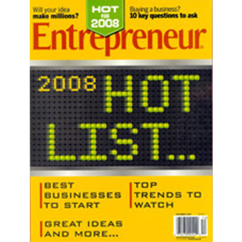 Pr.com in Entrepreneur Magazine