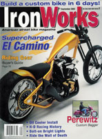 TireSignal in Iron Works Magazine
