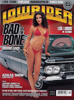 TireSignal in Lowrider Magazine