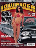 TireSignal in Lowrider Magazine