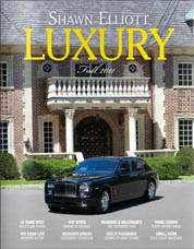 Lisa Matassa in Shawn Elliot Luxury Magazine