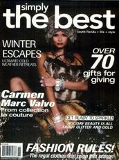 Ativa Sativa in Simply the Best Magazine
