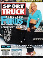 TireSignal in Sport Truck Magazine