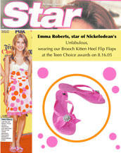 Jamie Kreitman Fashions in Star Magazine