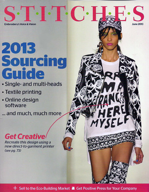 FlexFit in Stitches Magazine