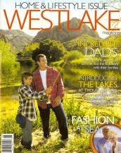 Jamie Kreitman in Westlake Magazine