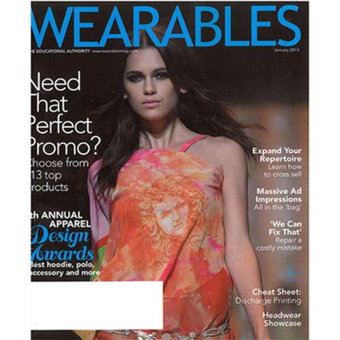 FlexFit Featured in Wearables Magazine