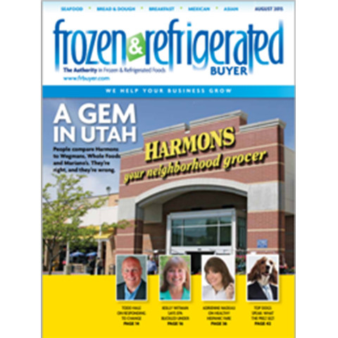 Feel Good Foods In Frozen & Refrigerated Buyer Magazine