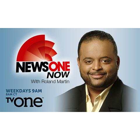 Author Nazaree Hines-Starr TVOne News with Roland Martin