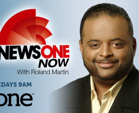 Author Nazaree Hines-Starr TVOne News with Roland Martin