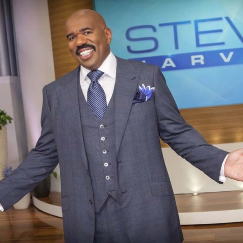 M. Boutique Candles on The Steve Harvey Show
