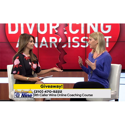 Life Coach Kathryn Mitchem on Fox News San Antonio's Daytime at Nine