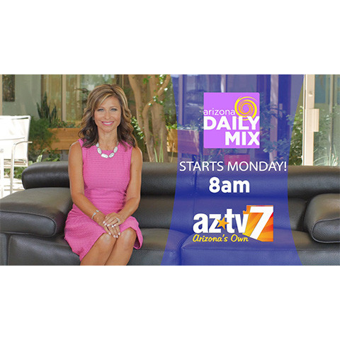 Life Coach Kathryn Mitchem on AZ Daily Mix Morning Show