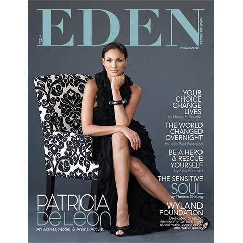 Empowering Confident Youth in EDEN Magazine