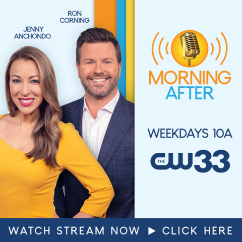 Generation Mindful on CW33's Morning After