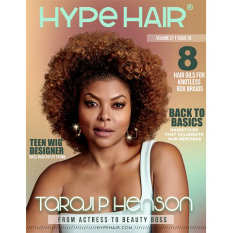The Pink Pill Featured in Hype Hair Magazine