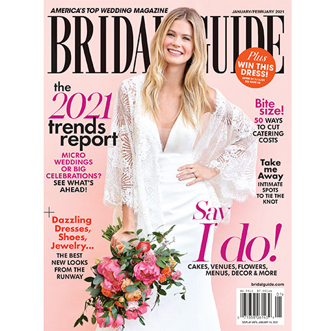 Cactus Collective Weddings in Bridal Guide