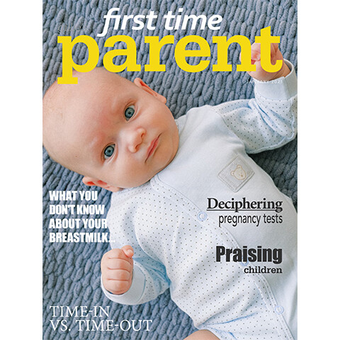 Generation Mindful in First Time Parent Magazine