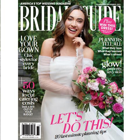 Wedding Expert McKenzi Taylor in Bridal Guide
